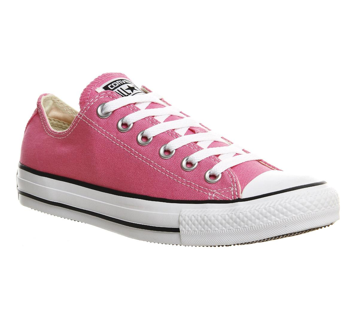 Converse All Star Low Pink Canvas