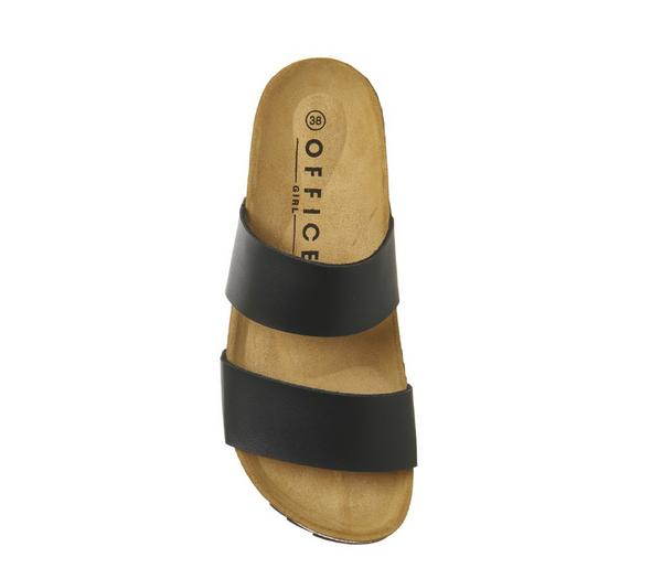 Office Oslo 2 Sandals Black - Sandals qZw5Kp2