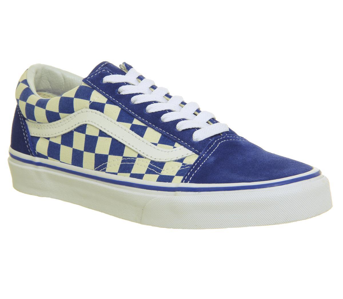 Vans Old Skool Trainers True Blue