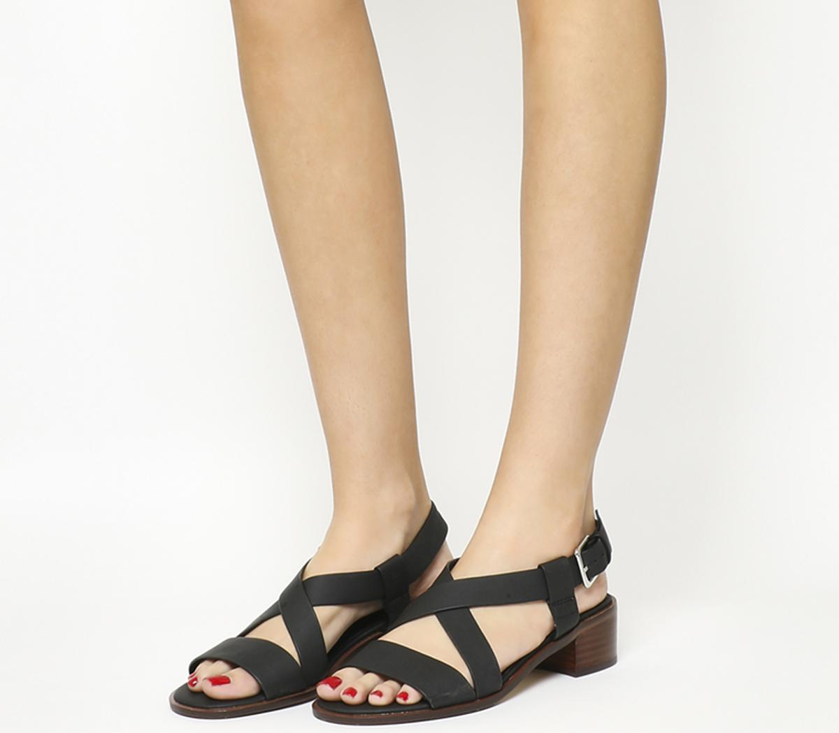 Midtown Block Heel Sandals