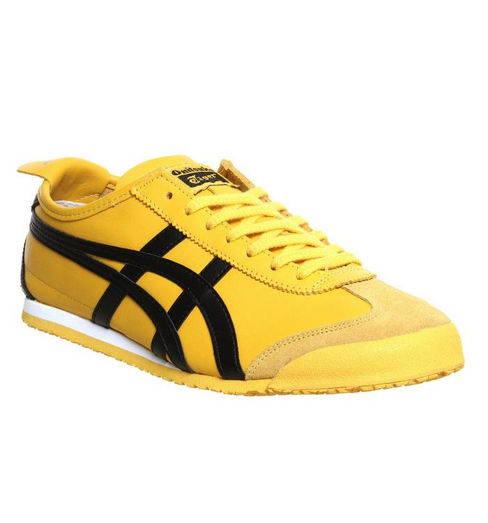 Onitsuka Tiger Onitsuka Tiger Mexico 66 YELLOW BLACK