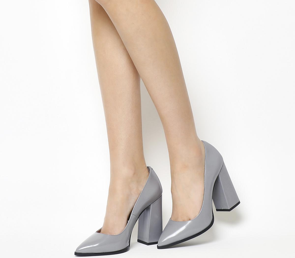 Alpha Point Flare Heel Courts