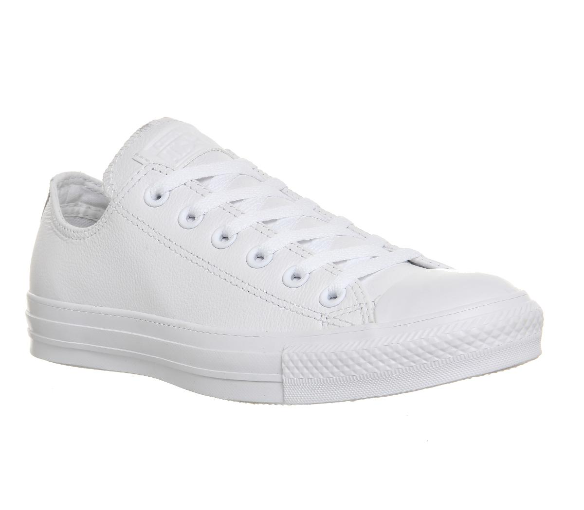 clearance sale arriving outlet store sale All Star Low Leather