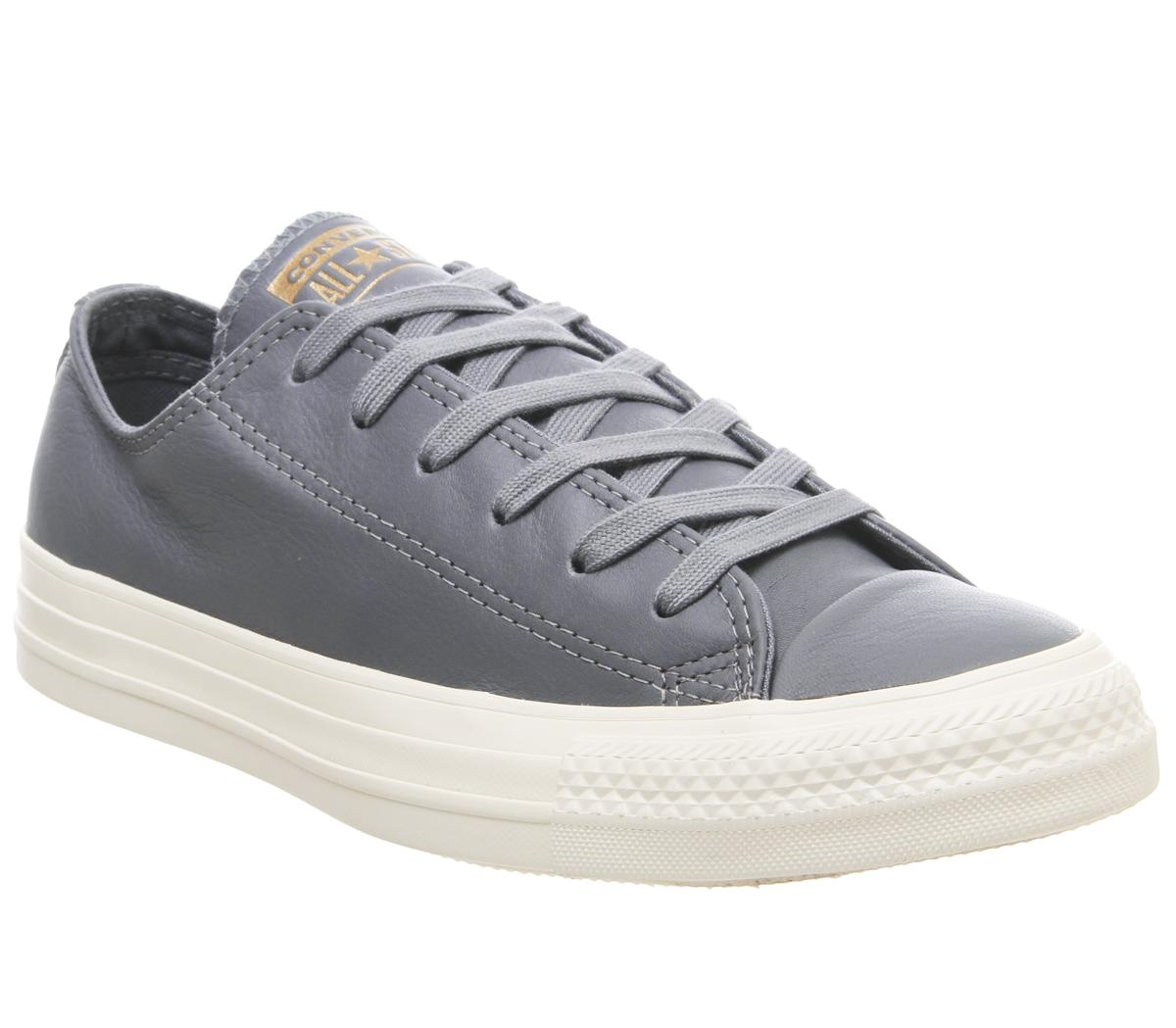 Allstar Low Leather Trainers