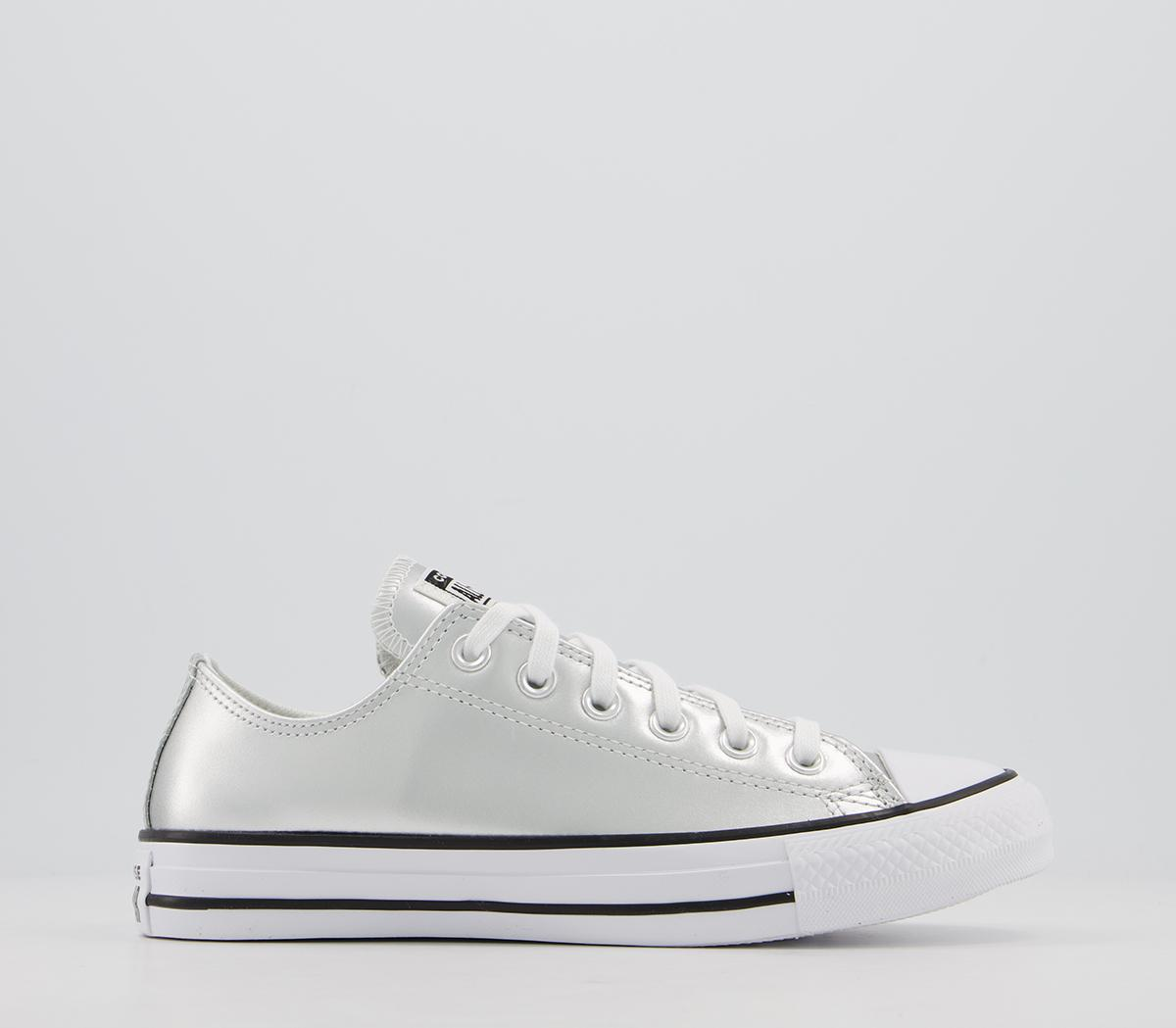 All Star Low Leather Trainers