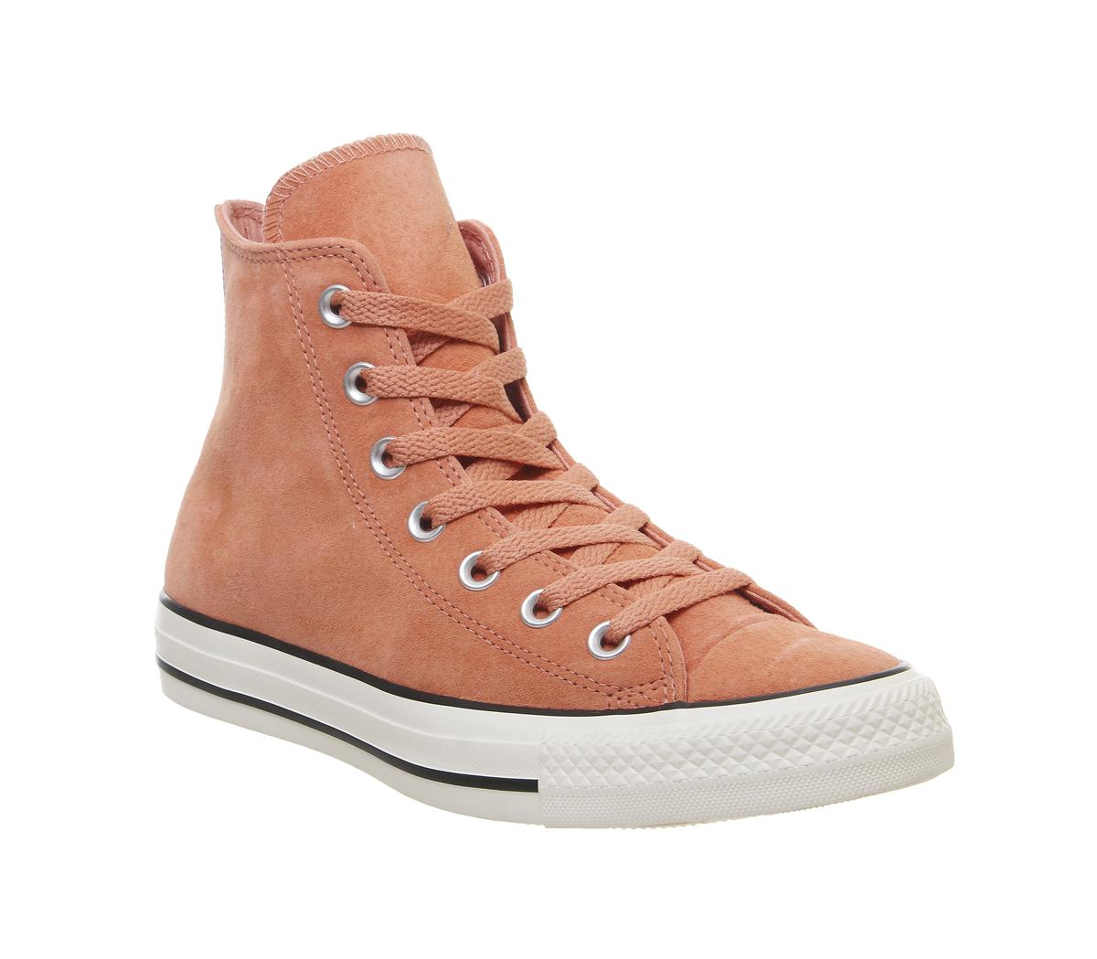 All Star Hi Leather Trainers