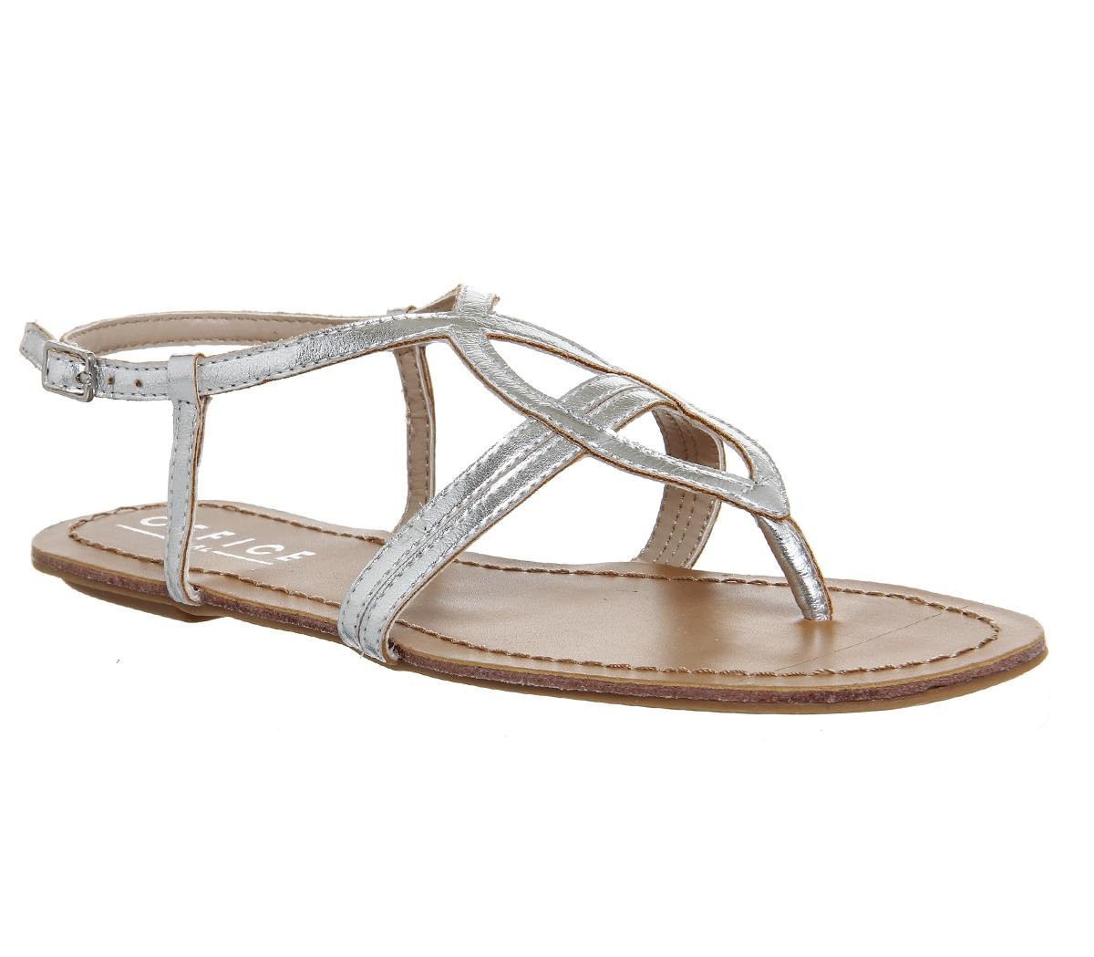 Believe Strappy Sandals