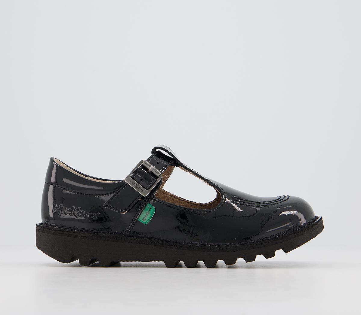 Kick T Bar Junior Shoes