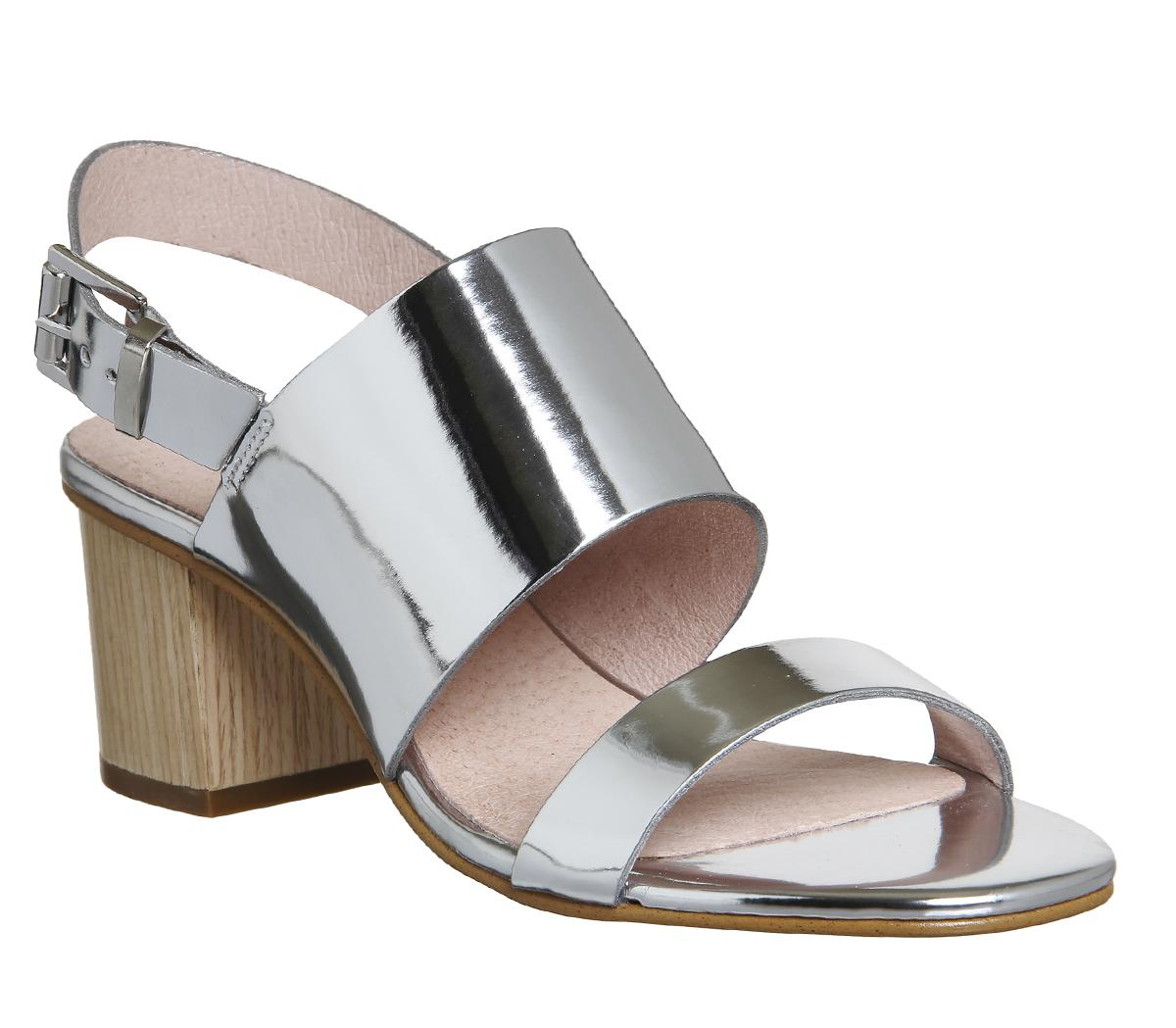 Meadow Block Heel Slingback Sandals