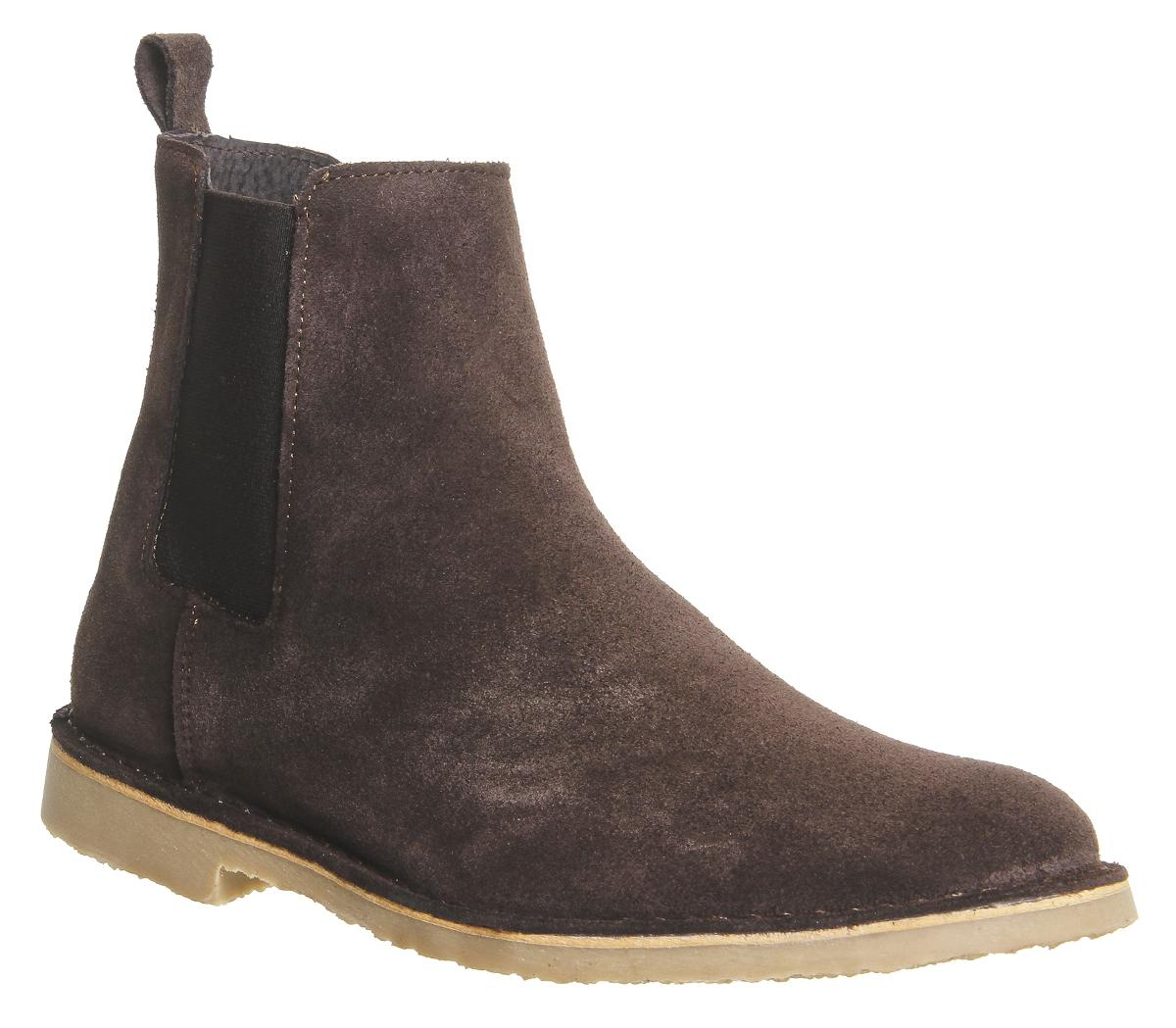 Danish Chelsea Boots