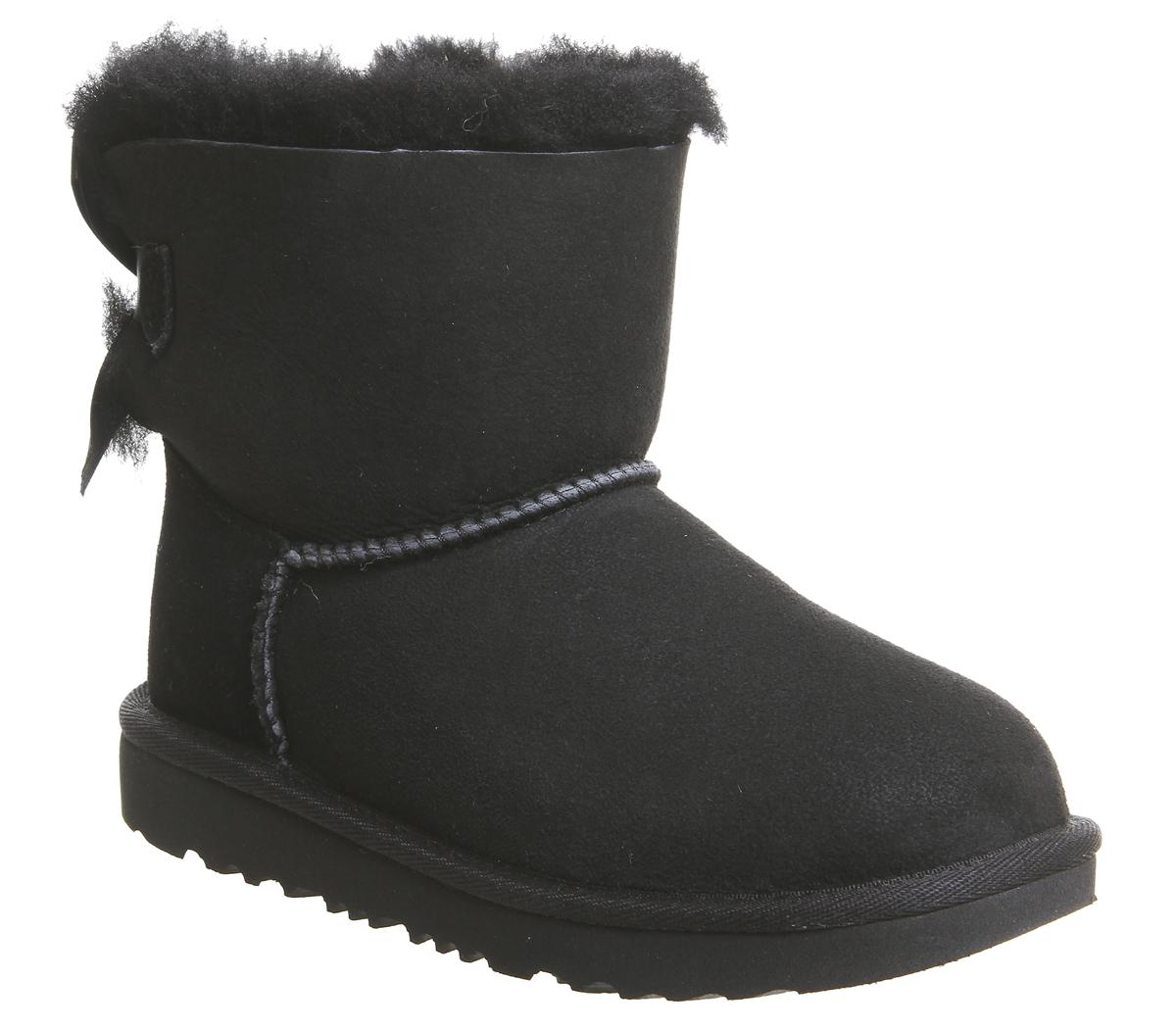Bailey Bow Youth Boots