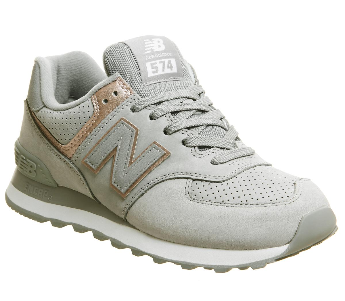 new balance rose gold collection