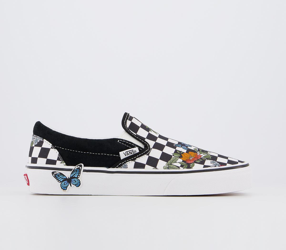 Get - floral slip on vans - OFF 61