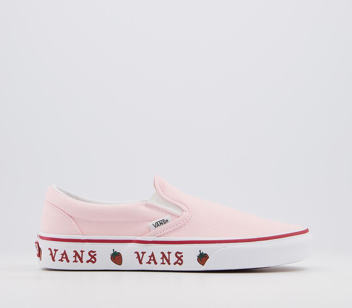 Vans Classic Slip On Trainers