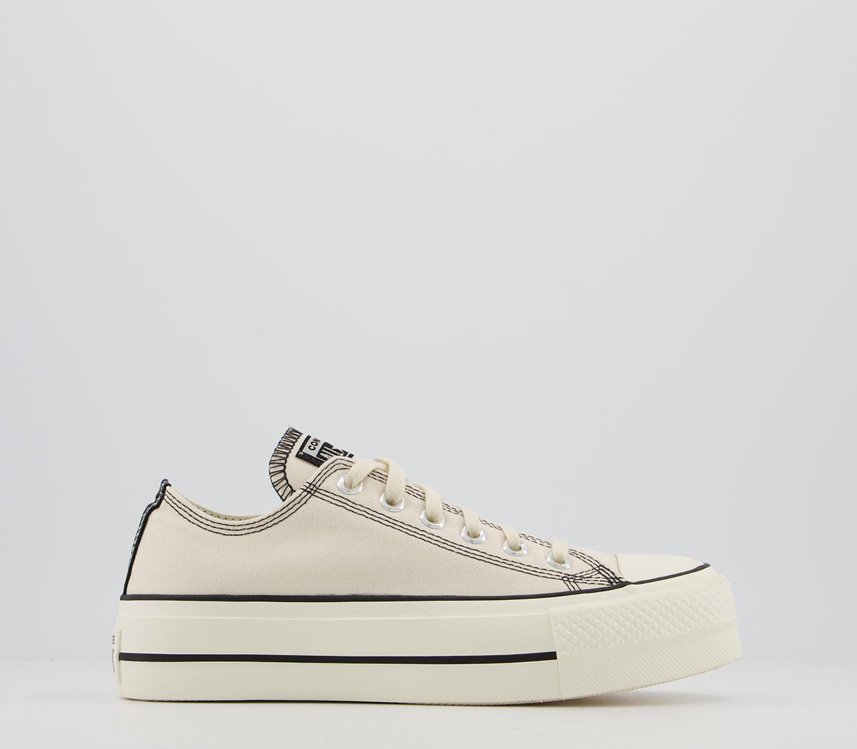 All Star Low Platform Trainers