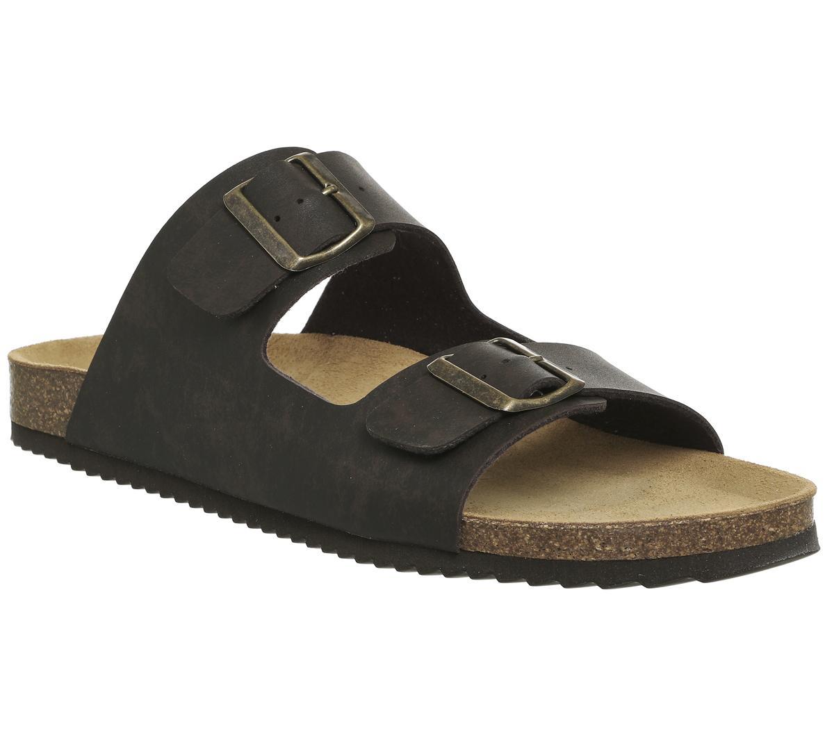 Dubai Buckle Sandals