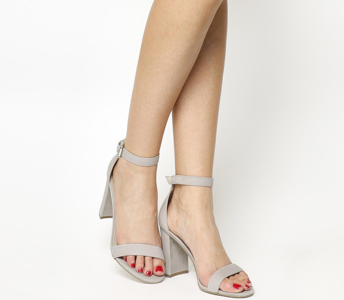 Nina Block Heel Sandals