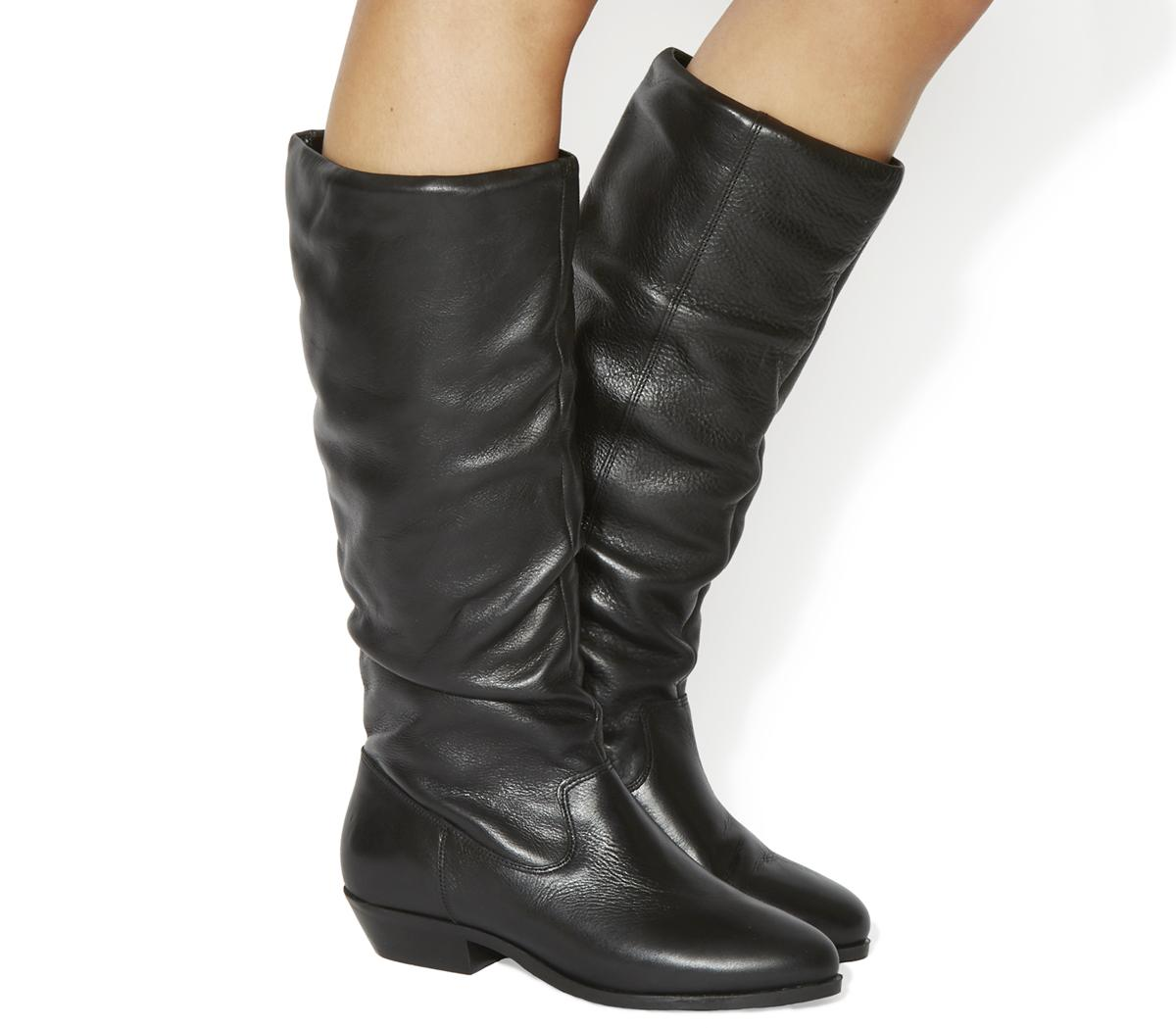 Kim Slouch Knee Boots