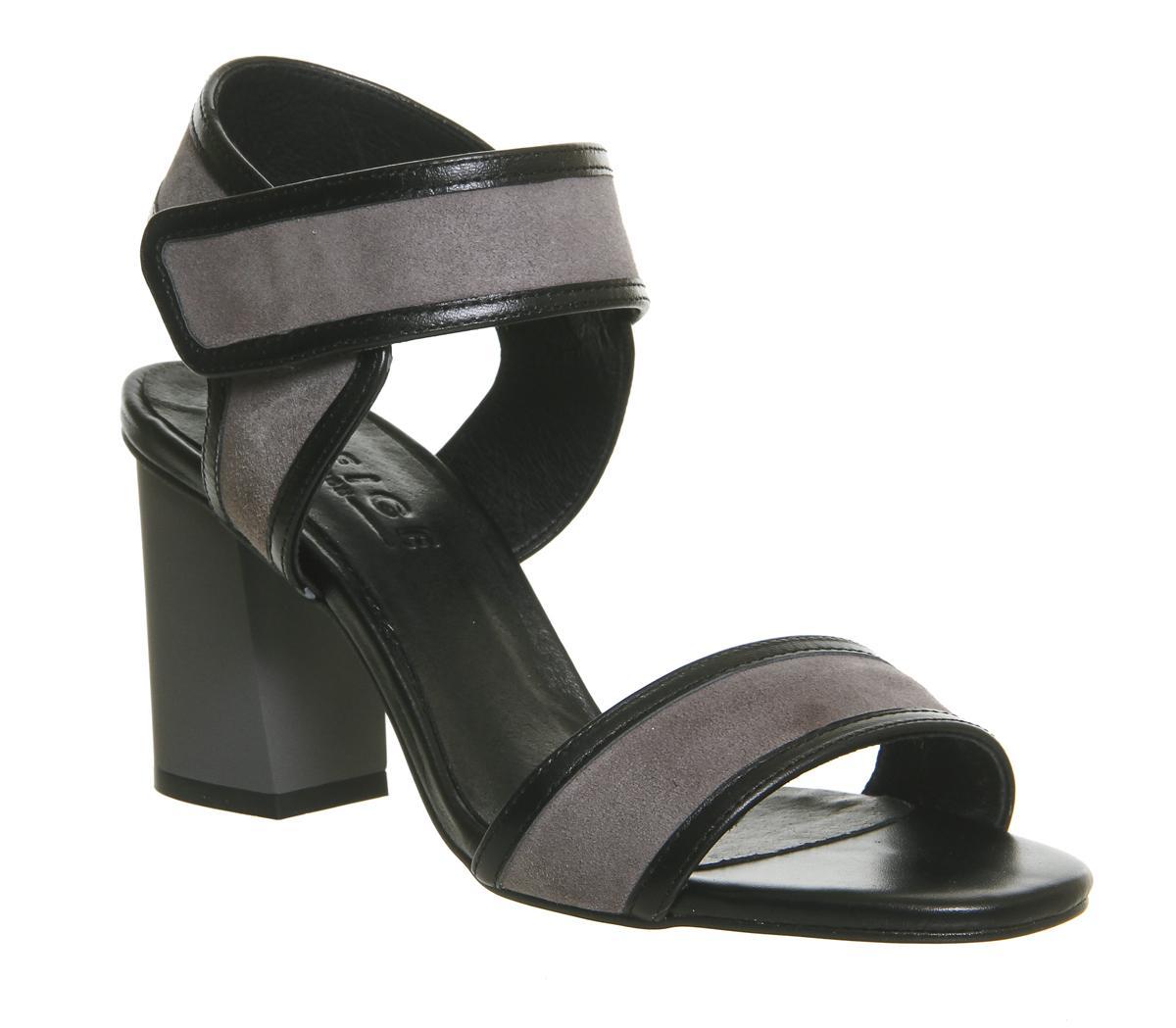Fetch Block Heel Sandals