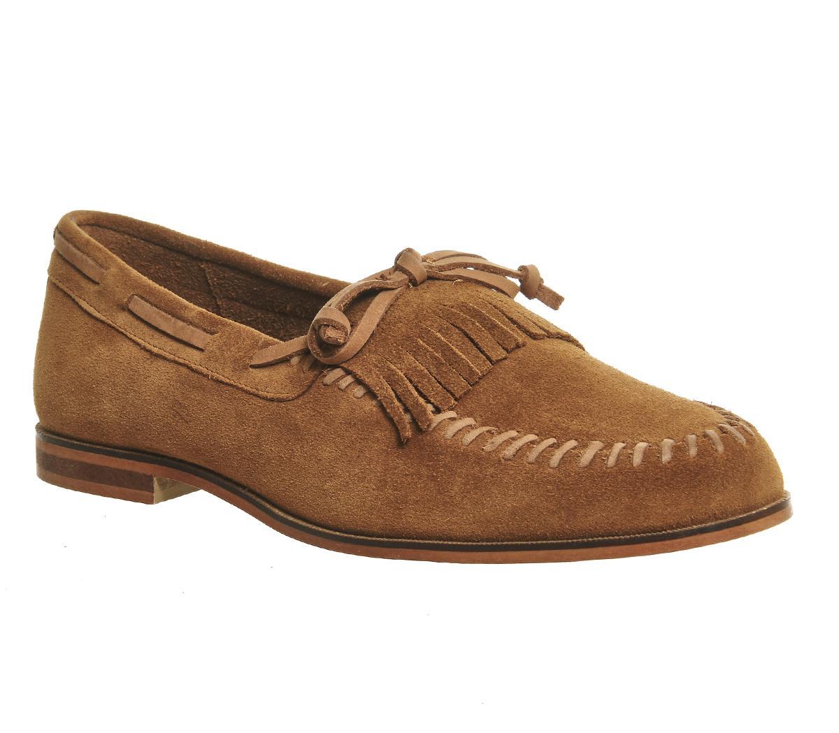 Euston Fringe Loafers