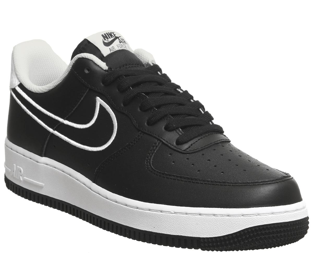 air force black and white