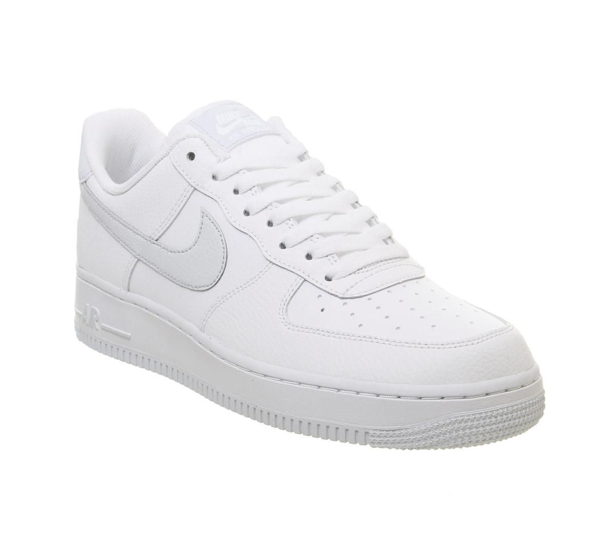 Nike Air Force 1 '07 Trainers White