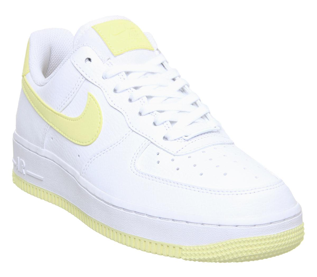 Nike Air Force 1 07 White Bicycle