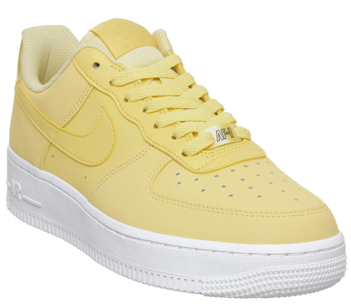 air force 1 bicycle yellow