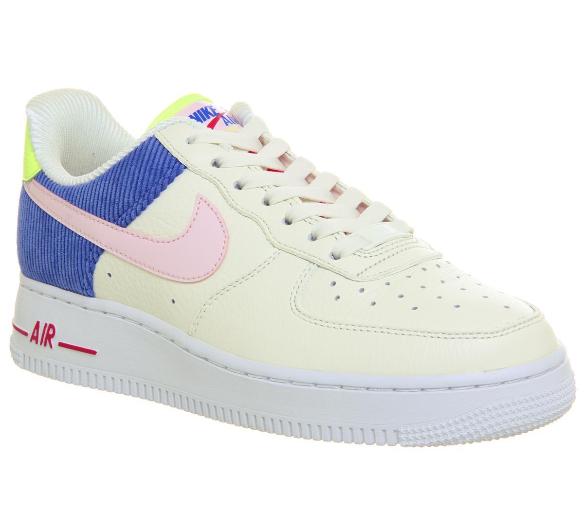 Nike Air Force 1 07 Artic Pink Racer