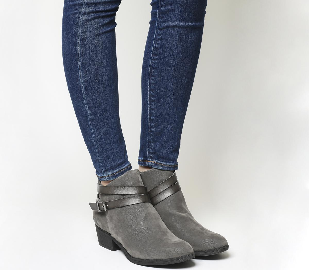 Sanborn Exclusive Ankle Boots