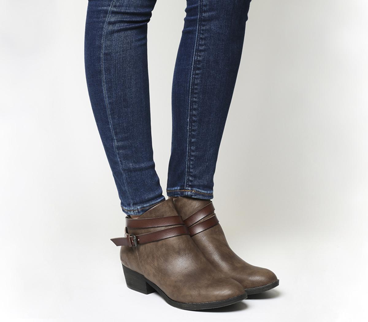 Sanborn Exclusive Ankle Boots