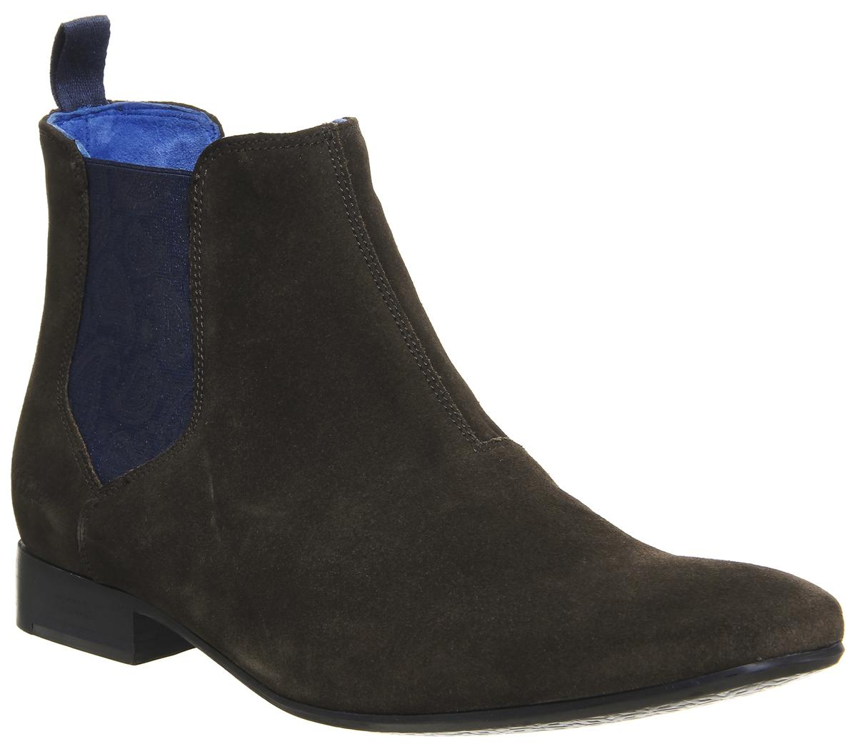 Ted Baker Hourb 2 Chelsea Boot Brown