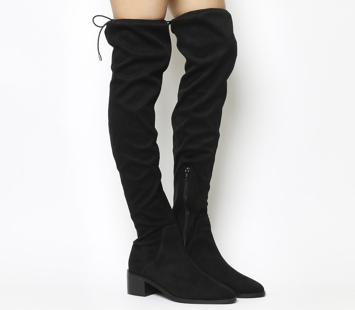 Karma Over The Knee Boots