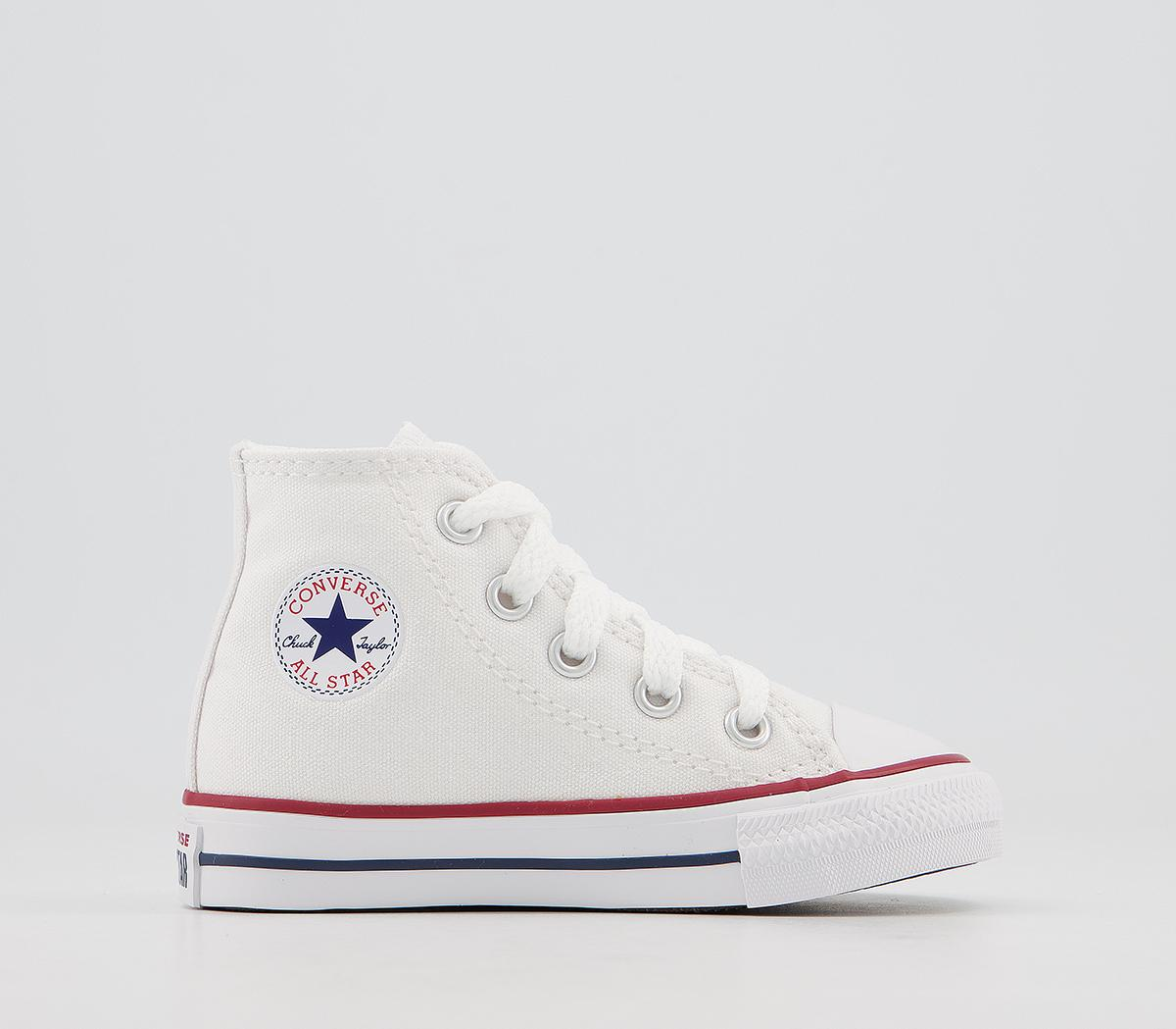 All Star Hi Canvas Infant Trainers