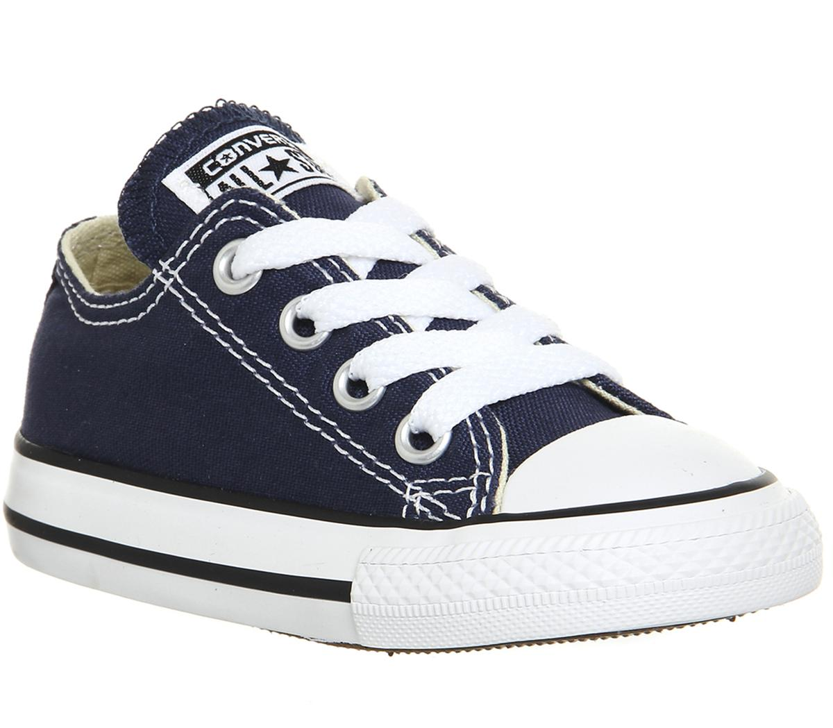 All Star Low Infant Shoes