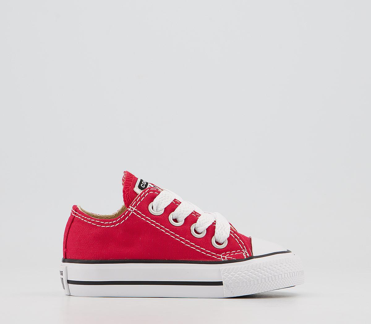 All Star Low Infant Trainers