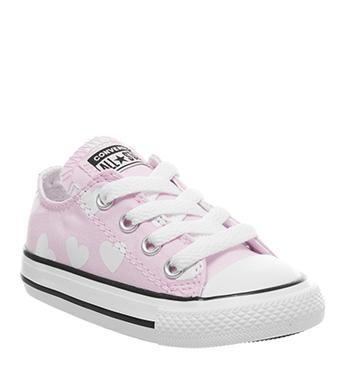 CONVERSE STAR PLAYER YOUTH PINK VARIOUS SIZES GIRLS JUNIOR CASUAL WOMENS