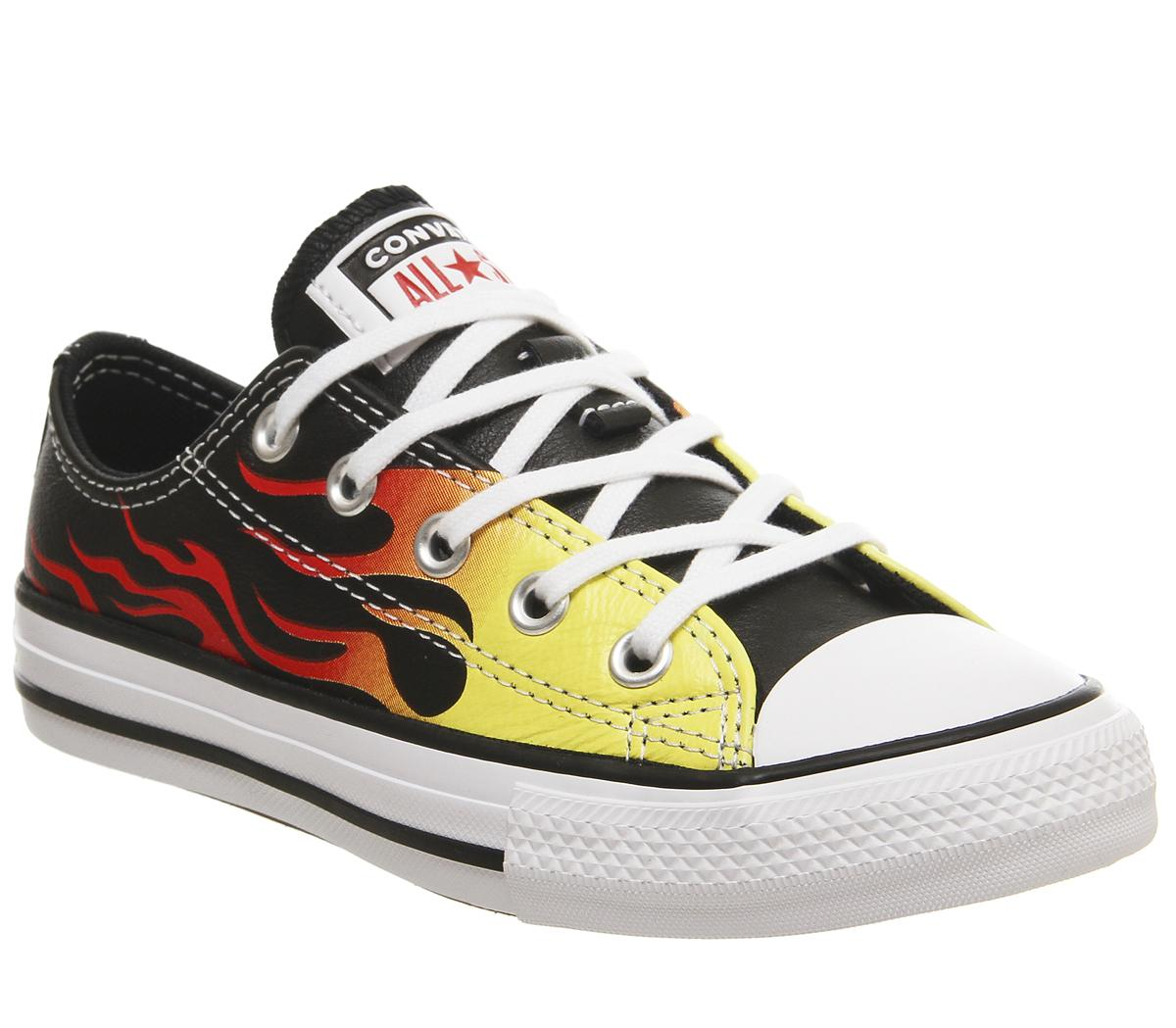 All Star Low Youth Trainers