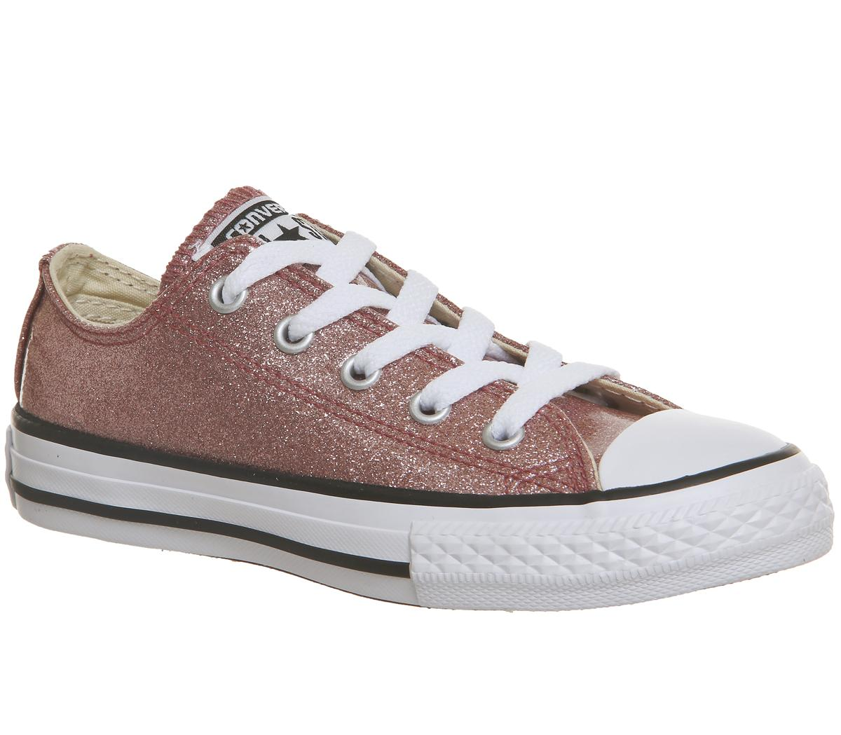 Converse All Star Low Youth Rose Gold