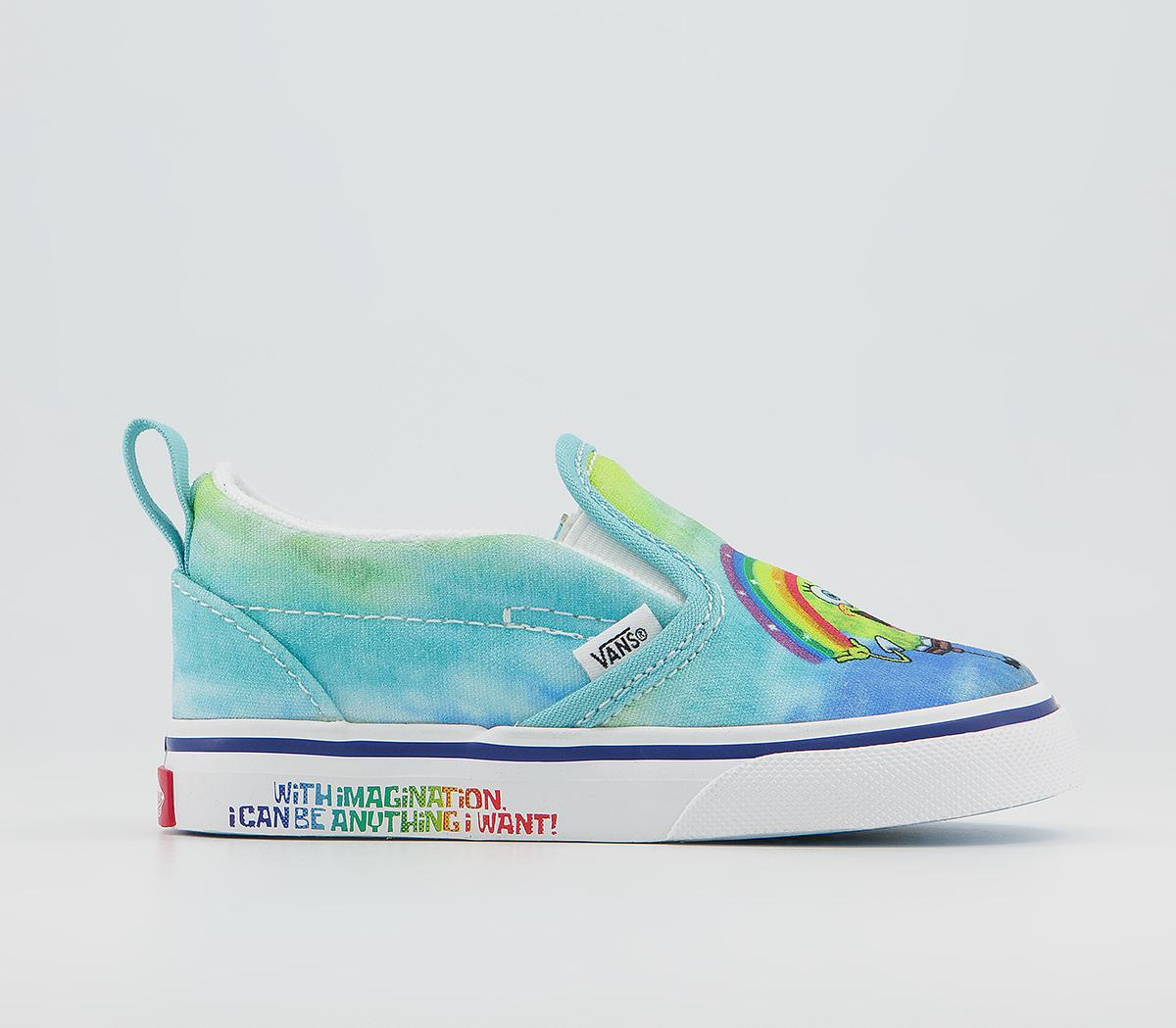 Classic Slip On Toddler Trainers