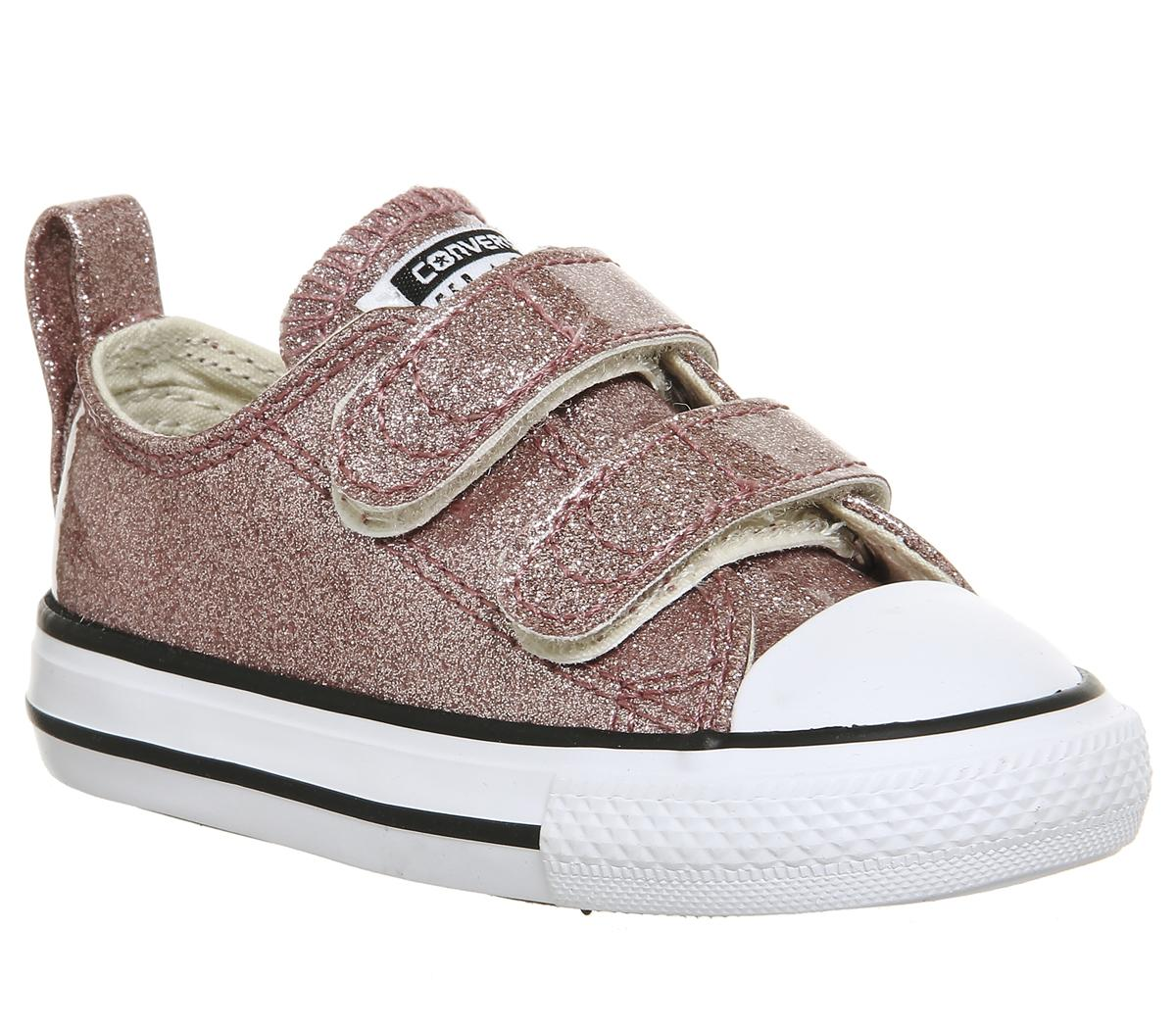 Converse All Star 2vlace Rose Gold