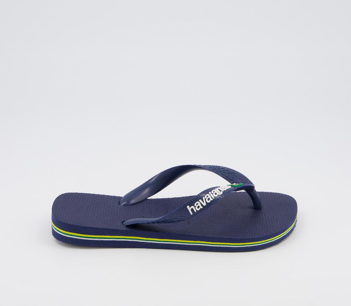 Kids Brasil Flip Flops