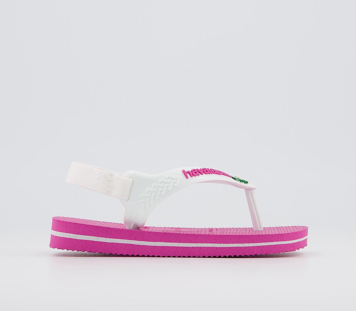 Baby Brazil Flip Flops