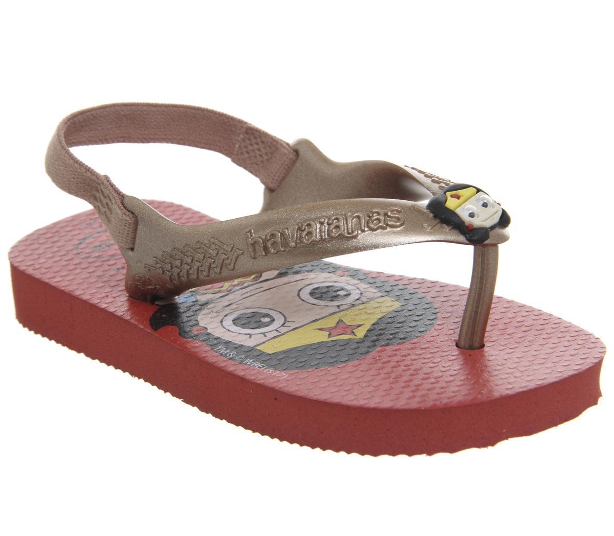 Baby Brazil Sandals