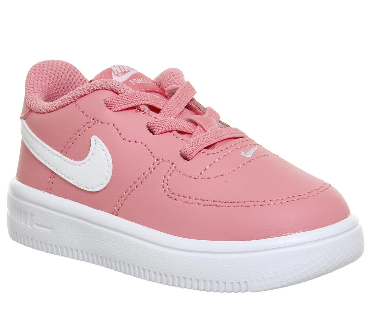 Nike Air Force 1 Infant Pink White - Unisex