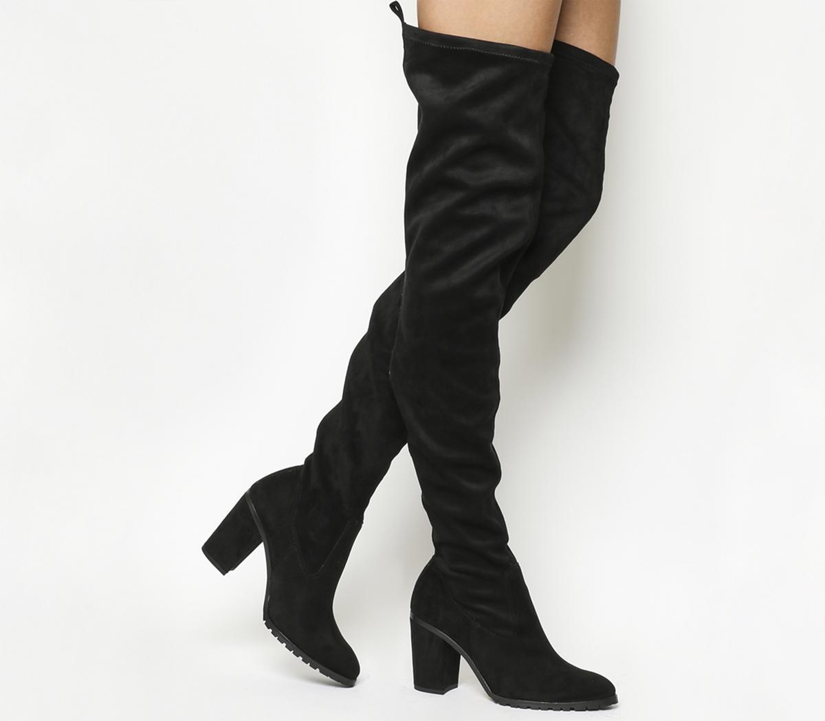 Ka Pow Over The Knee Boots