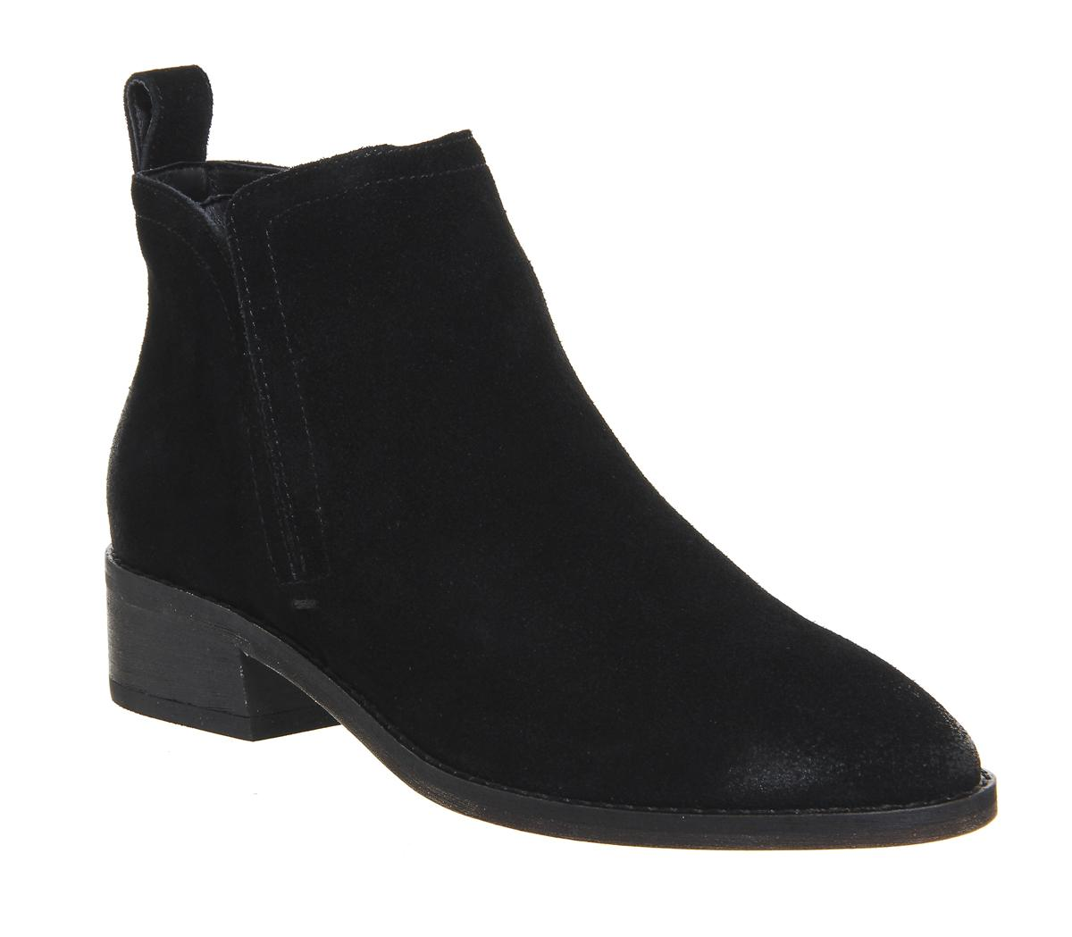 Tessey Low Boots