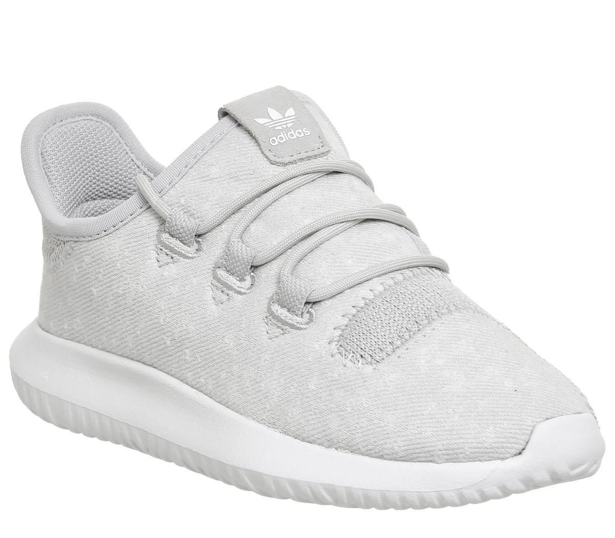 adidas Tubular Shadow Kids Grey Two