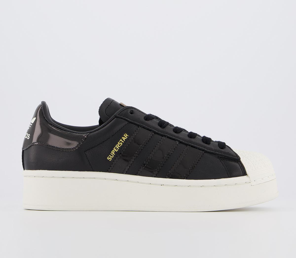 adidas Superstar Bold Trainers Core