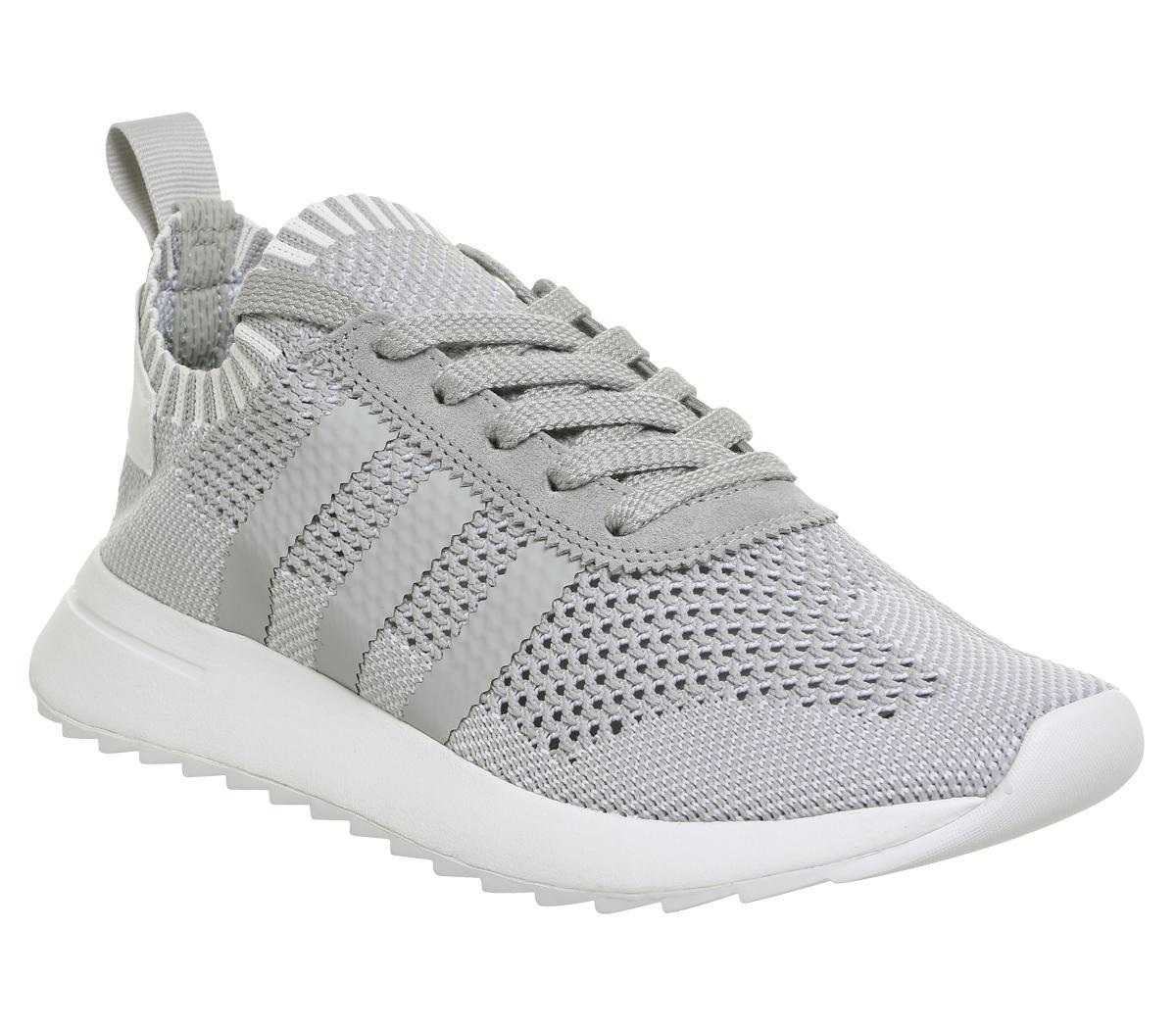 adidas Flashback Prime Knit Black White Sneaker damen